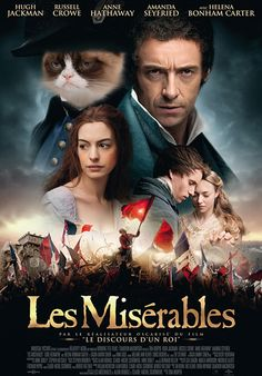 Le Miserables the 2012 Movie (Own It)
