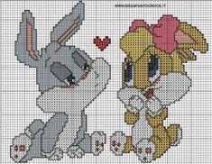 ΓΟΥΡΙΑ σε διασυνοριακές ΣΗΜΕΙΟ: Baby Looney Tunes