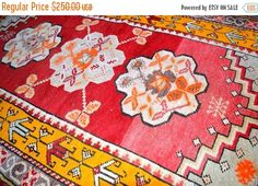 40% OFF SALE Antique Khotan Yarqandi Rug by TEKKARUG on Etsy