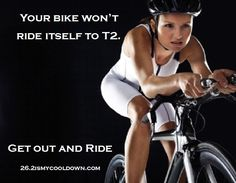 You want to improve triathlon times? Working on your cycling is important for your bike and run times.