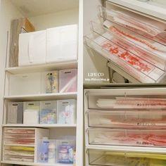 ・ニトリの引出しケースを使った、シンプルなゴミ袋収納。 : Life Co.