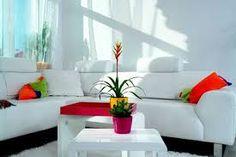 Resultado de imagen para decoracion de salas pequeñas con muebles seccionales