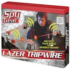 Lazer Tripwire works for home defense and is a childs toy