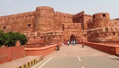 Agra Fort is also known as the Lal Qila. This is a city of historical fort in India. It was the main residence of the monarch of the Mughal Dynasty till 1638. Place is very important in terms of architectural story.