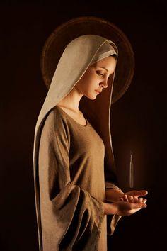 Nihil Veilleur-Prêtre, Virgin Mary