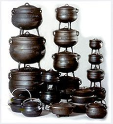 Cast Iron Cooking Cauldrons - Asian Exports Ltd. not just for Hogwarts.