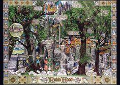 Die Abenteuer von Robin Hood 1000