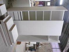 armario planejado branco 180x255 100% mdf 3 portas de correr