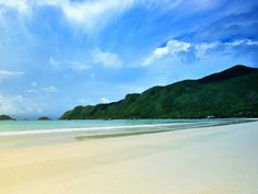 Isolated from the mainland, the Con Daos Islands in Vietnam are loved for their 16 mountain islets that make for great hiking trails and for its beaches that provide magnificent coral reef diving.
