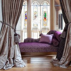 Impressive Curtains, Window Treatments And Decorations – 35 Pictures