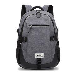 35L Oxford Waterproof Casual Travel Laptop Bag Backpack