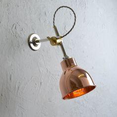 Copper Wall Light 060 - Artifact Lighting