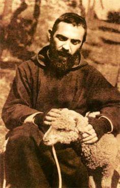 Padre Pio pastorello   Padre Pio da Pietrelcina