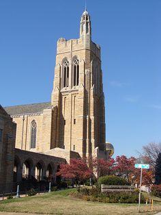 Church Street United Methodist Church (Knoxville, Tn)