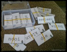 Hart van die Huis: Klank vaslegging met flitskaarte Hart, Afrikaans, Homeschool, Classroom, Teaching, Education, Fun, Kids, Games