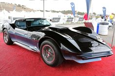 Chevrolet Corvette Manta Ray Concept 1969 1 | John Wiley | Flickr