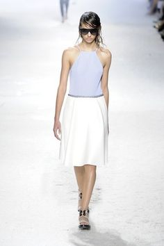 3.1 Phillip Lim RTW Spring 2014 Video with article