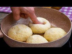 Mindig csodásan sikerülnek. Ha a töltelék is belekerül, tökéletes lesz| Cookrate - Magyarország - YouTube Indian Dishes, Kefir, Antipasto, Empanadas, Ravioli, Relleno, Yummy Treats, New Recipes, Finger Food