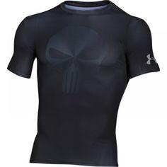Pánské kompresní triko Under Armour Punisher f518b9dfea9