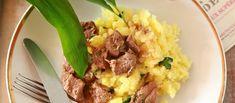 Srnčí na medvědím česneku Mashed Potatoes, Ethnic Recipes, Food, Whipped Potatoes, Smash Potatoes, Essen, Meals, Yemek, Eten