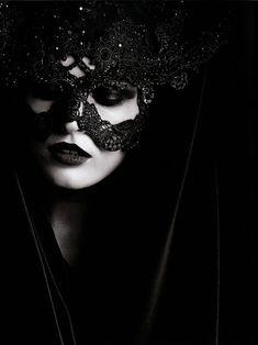 Striking masquerade