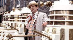 """Time will tell, always does."" - The Doctor ('Remembrance of the Daleks')"