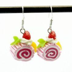Hey, diesen tollen Etsy-Artikel fand ich bei http://www.etsy.com/listing/62068540/miniature-foods-polymer-clay-jewelry