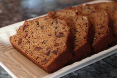 Date Nut Bread is moist, delicious, and the perfect way to start the day!