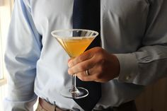 Mad Men Party Cocktail Recipe: Classic Sidecar Cocktail