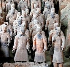 Emperors Terracotta Army
