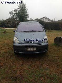Chileautos: Citroën Xsara Picasso 2007 $ 4.190.000