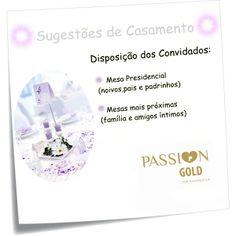 Sugestão Casamento Passion Gold # 7!