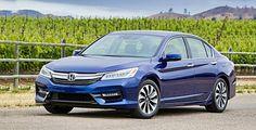 2017 Honda Accord Hybrid Price