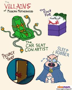 The Villains of Modern Motherhood Parenting Quotes, Funny Parenting, Evil Villains, My Children, Kids, San Diego Comic Con, First Time Moms, Children's Literature, Mom Humor