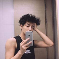 I think this is Yoon Yongbin, but i'm not sure Pinterest: tab.tumblr