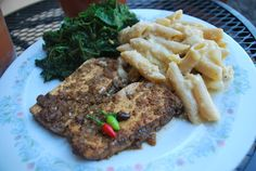Mac 'n' Cheese/ Jamaican Jerk Tofu/Steamed Kale -- Vegan Crunk makes a Kwanzaa meal with recipes from Vegan for the Holidays
