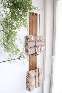 Cool 21 Brilliant Bathroom Storage Ideas for Small Rooms . Cool 21 Brilliant bathroom storage ideas for small spaces # Bathroom decor Source. Bathroom Storage Ideas For Small Spaces, Small Storage, Interior Design Ideas For Small Spaces, Bathroom Small, Small Space Decorating, Simple Bathroom, Bathroom Colors, Bathroom Designs, Serene Bathroom