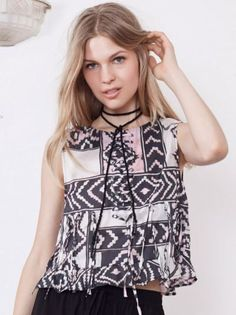 Stevie May Serpent Trail top from Petrol Boutique