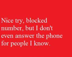 hate phones !