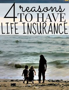 4 Reasons You Need Life Insurance. The main reason most get life insurance is because it can help your loved ones and anyone who depends on you. This way they can still pay the bills and grieve without having to worry about money. There are many more reasons to get life insurance though! Life Insurance, Life Insurance tips, #LifeInsurance