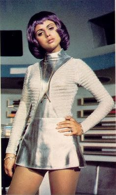 its about time we started wearing the silver suits we were promised Sci Fi Tv Series, Tv Girls, Kino Film, Space Girl, Vintage Horror, Thing 1, Classic Tv, Cinema, Drake