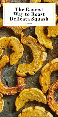 How to Roast Delicata Squash: The Best, Easiest Method | Kitchn