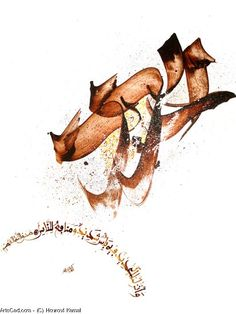 Artwork >> Hourouf Kamal >> descent of iron #artwork, #masterpiece, #painting