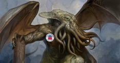 Cthulhu Announces He's Running For President, Promises To Eliminate ISIS By Destroying Reality