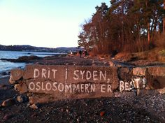 "summer in oslo's the shit!"" at bygdøy, oslo. Travel Abroad, Oslo, Norway, Traveling, Mountains, Nature, Viajes, Naturaleza, Travel"