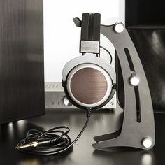 Beyerdynamic T90 Audiophile Headphones - Massdrop Actually I pinned this for the headphone stand!  :-)