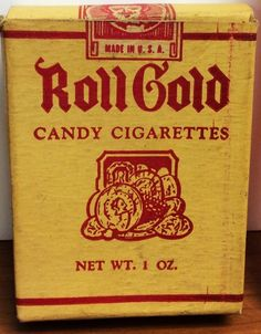 Free Coupons By Mail, Candy Cigarettes, How To Make, Cigars, Branding