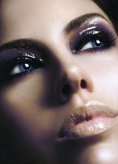 Wet Look Makeup