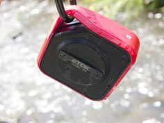 TREK MICRO A12 Trek Micro Wireless Mono Speaker Proven to withstand splashing water and dusty conditions