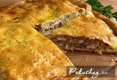 Как испечь пирог с мясом и картошкой в духовке по лучшему рецепту? Лучший пошаговый рецепт приготовления пирога с мясом и картошкой в духовке – с фото.
